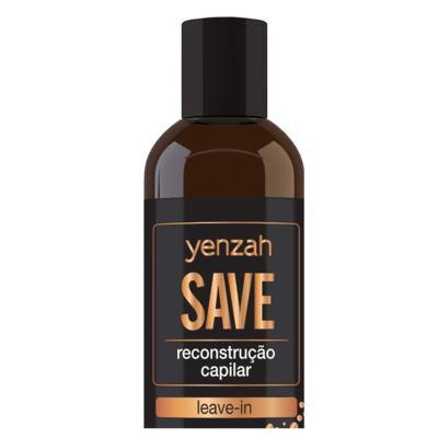 Imagem 2 do produto Yenzah Save Leave-In Reconstrução Capilar - 240ml