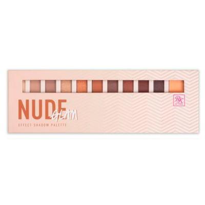 Paleta de Sombras Rk by Kiss Effect - Nude Glam - 1 Un