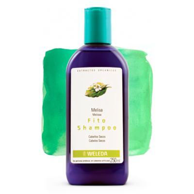 Imagem 2 do produto Weleda FitoShampoo Melissa - Shampoo - 250ml