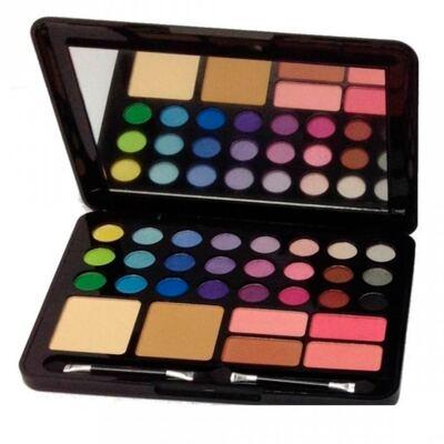 Imagem 3 do produto Estojo de Maquiagem Facebeauty V258 Jasmyne - Estojo de Maquiagem - Estojo de Maquiagem
