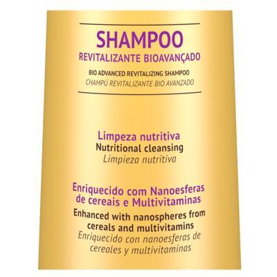 Imagem 2 do produto Richée Professional Revitalizante Bio Avançado Clinic Repair System- Shampoo - 1L