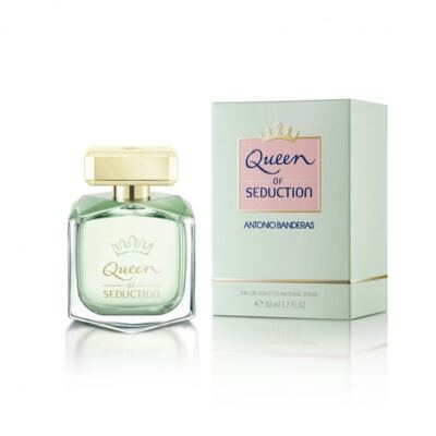 Imagem 1 do produto Queen Of Seduction de Antonio Banderas Eau de Toilette Feminino - 80ml