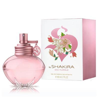 S By Shakira Eau Florale Eau De Toilette Feminino - 50 ml