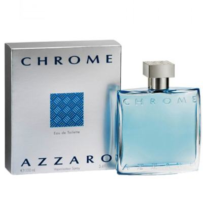 Azzaro Chrome De Loris Azzaro Eau De Toilette Masculino - 100 ml