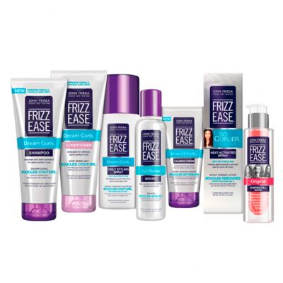 Imagem 2 do produto John Frieda Frizz-Ease Dream Curls - Shampoo Hidratante - 295ml