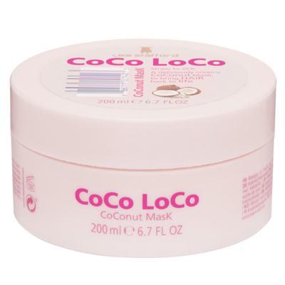 Imagem 1 do produto Lee Stafford Coco Loco Coconut Mask - Máscara Capilar - 200ml