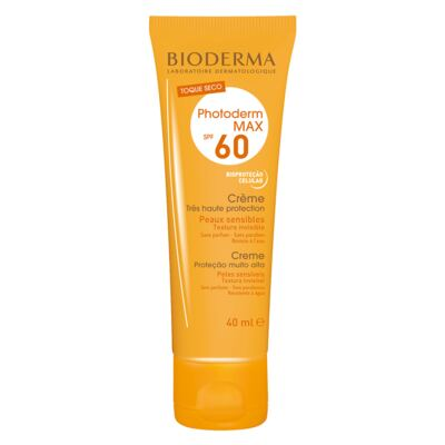 Photoderm Max Toque Seco Fps 60 Bioderma - Protetor Solar - 40ml