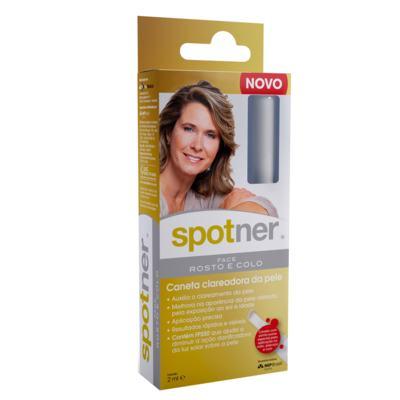 Caneta Clareadora da Pele Spotner Face Rosto e Colo - 2ml