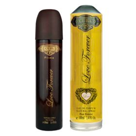 Love Forever Cuba Paris Perfume Feminino  - Deo Parfum - 100ml