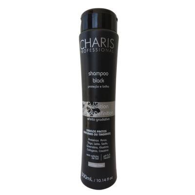 Imagem 1 do produto Charis Evolution Black Definition - Shampoo - 300ml