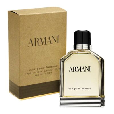 Imagem 2 do produto Armani Eau Pour Homme Giorgio Armani - Perfume Masculino - Eau de Toilette - 50ml