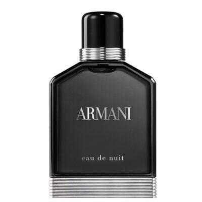 Armani Eau de Nuit Giorgio Armani - Perfume Masculino - Eau de Toilette - 50ml