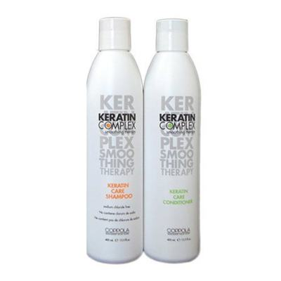 Imagem 2 do produto Kit Keratin Complex Smoothing Therapy Keratin Care Travel Valet - Kit