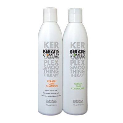 Imagem 3 do produto Kit Keratin Complex Smoothing Therapy Keratin Care Travel Valet - Kit