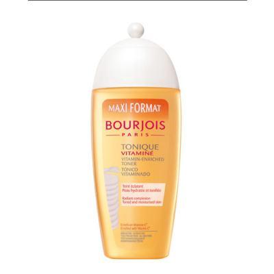 Imagem 2 do produto Loção Tônica de Limpeza Bourjois Tonique Vitaminé - 250ml