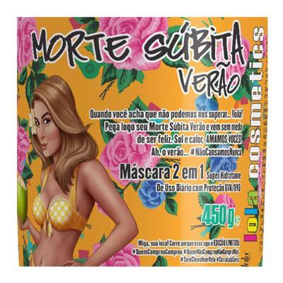 Imagem 2 do produto Lola Cosmetics Morte Súbita Verão 2 em 1 - Máscara Capilar - 450g