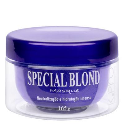 Imagem 1 do produto K Pro Special Blond Masque - Máscara Capilar - 165g