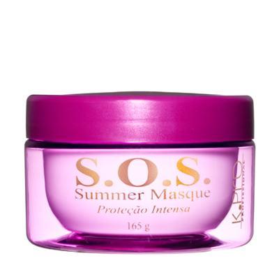 Imagem 1 do produto K-Pro S.O.S. Summer Masque - Máscara de Reconstrução - 165g