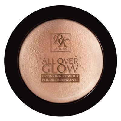 Pó Bronzeador Rk By Kiss - Allover Glow - Deep Glow