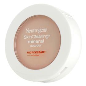 Compacto Facial Neutrogena - SkinClearing Mineral Powder - Claro