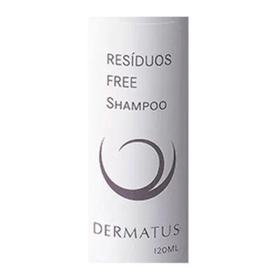 Imagem 2 do produto Residuos Free Dermatus - Shampoo Antirresíduos - 120ml