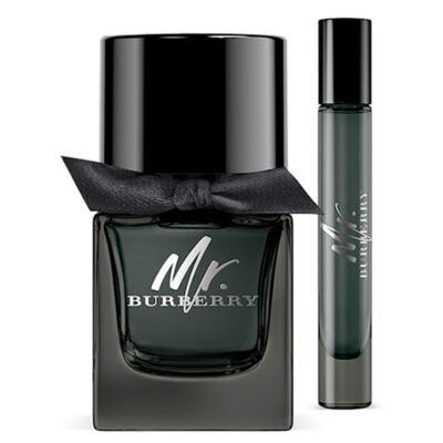 Mr. Burberry Kit - Perfume Masculino Eau de Parfum + Miniatura - Kit