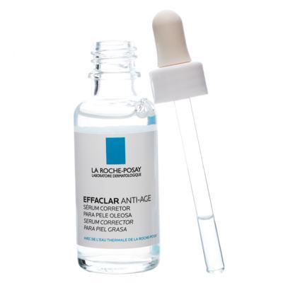 Imagem 4 do produto Effaclar Anti-Idade La Roche-Posay - Sérum Corretor para Pele Oleosa - 30ml