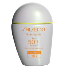 BB Cream Shiseido - Sports BB FPS50+ - Dark