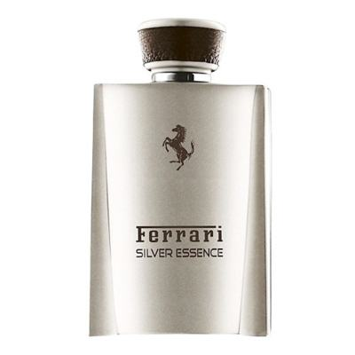 Imagem 1 do produto Ferrari Silver Essence Ferrari - Perfume Masculino - Eau de Parfum - 100ml