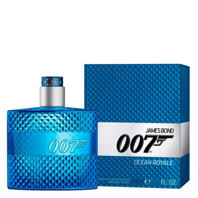 Imagem 2 do produto Ocean Royale James Bond - Perfume Masculino - Eau de Toilette - 50ml