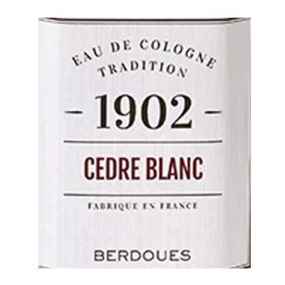 Imagem 3 do produto Cedre Blanc 1902 - Perfume Masculino - Eau de Cologne - 480ml
