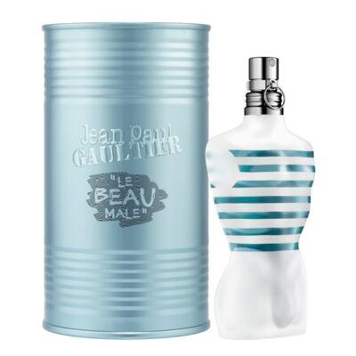 Imagem 2 do produto Perfume Le Beau Male Jean Paul Gaultier - Perfume Masculino - Eau de Toilette - 125ml
