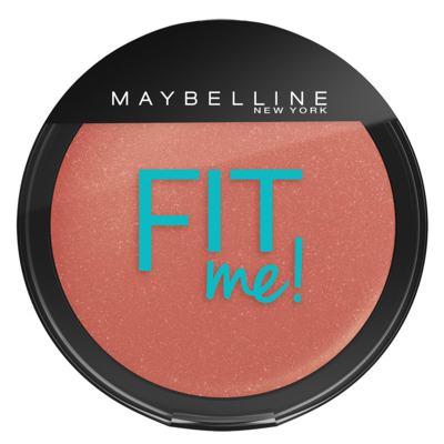 Imagem 2 do produto Fit Me! Pó Compacto + Blush Peles Médias Maybelline - Kit