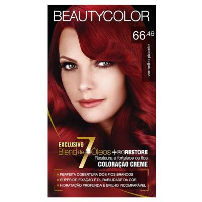 Imagem 1 do produto Tintura Beauty 66.46 Vermelho Picante