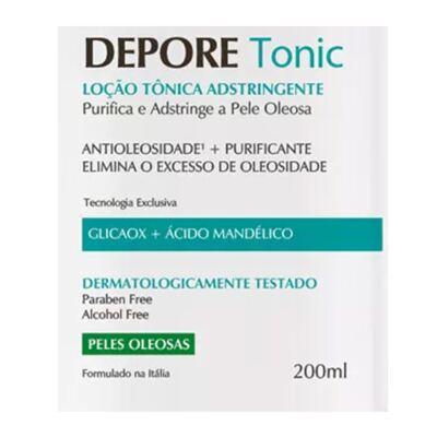 Imagem 2 do produto Depore Tonic Ada Tina - Loção Tônica Adstringente - 200ml