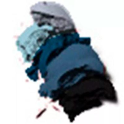 Imagem 4 do produto Sombra Hypnôse Drama Eyes Palette Lancôme - Paleta de Sombras - DR1 - Bain de Minuit
