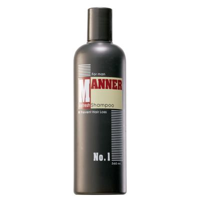N.P.P.E. Manner Refresh - Shampoo de Limpeza Profunda - 360ml