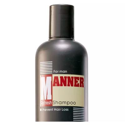 Imagem 2 do produto N.P.P.E. Manner Refresh - Shampoo de Limpeza Profunda - 360ml