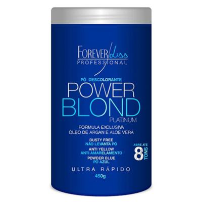Pó Descolorante Forever Liss Power Blond - 450g