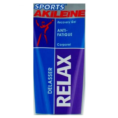 Imagem 2 do produto Sports Akileïne Relax Recovery Gel - Antifadiga Muscular - 75ml