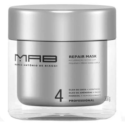 Imagem 3 do produto MAB Oils Recovery Reparação Kit - Shampoo + Condicionador + Máscara Capilar - Kit