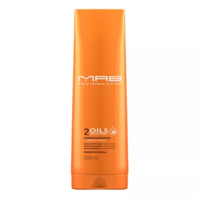 Imagem 5 do produto MAB Oils Recovery Reparação Kit - Shampoo + Condicionador + Máscara Capilar - Kit