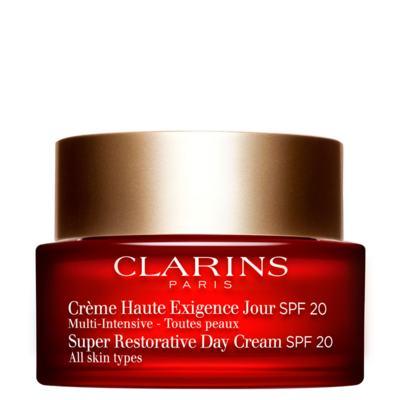Rejuvenescedor Facial Clarins Super Restorative Day FPS20 - 50ml