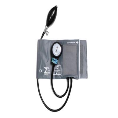 Imagem 4 do produto Aparelho de Pressão com Estetoscópio Master Standard Inox Cinza CJ0833 Bic