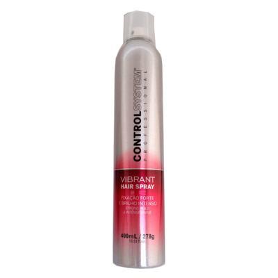 Control System Vibrant Hair Spray Control - Spray Fixador - 400ml