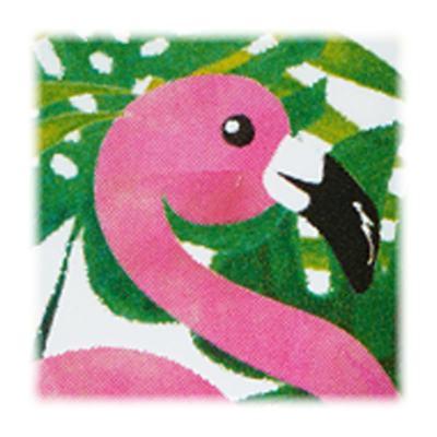 Imagem 2 do produto Compact Style Tangle Teezer - Escova para os Cabelos - Palm Flamingo