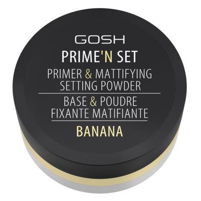 Imagem 3 do produto Primer Facial Gosh Copenhagen  - Prime'n Set Powder - Banana