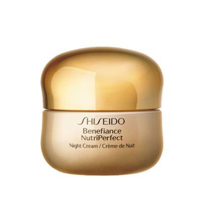 Creme Noturno Shiseido Benefiance Nutriperfect Night Cream - 50ml