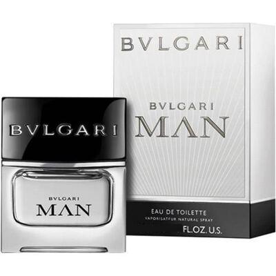 Imagem 2 do produto BVLGARI Man BVLGARI - Perfume Masculino - Eau de Toilette - 60ml