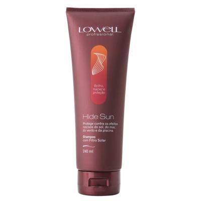 Lowell Hide Sun - Shampoo - 240ml
